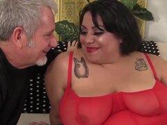 Bonita y gorda bbw sexo caliente vapor Mia Riley