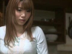 Lusty babe asiático Honami ama morder una polla - Honami Uehara