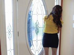 MILF Francesca Le tiene a sexo anal culazos - Naughty America