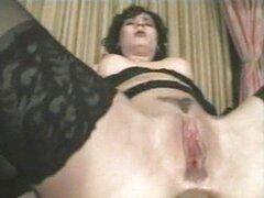 Nice madura anal sexo