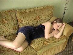 Sueño de katya de chicas durmiendo,