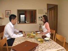 Myojo Chikage incesto madre e hijo Swap brillo Salón Shihori Ichi,