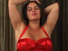 Gran boobed mujer madura quiere soplar schlong grasa de un hombre - el viernes