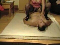 De Interracial sexo película de Oriental esposa compartida con BBC, escena de la película de sexo interracial de mujer oriental compartida con la bbc - en edad no profesional sexo.