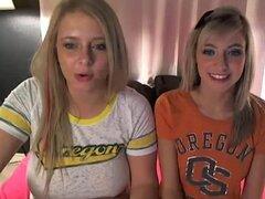 2 lesbianas Webcam mutuamente bajar