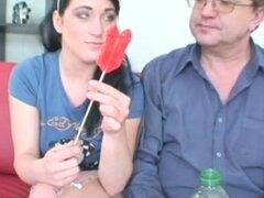 Bastante aburrida guarra encuentra follando más dulce para el ocio - Tim, Kristyna