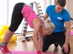 Fantasías sexuales de los usuarios de FitnessRooms gimnasio todos realidad
