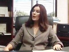 Seduccion lesbianas oficina