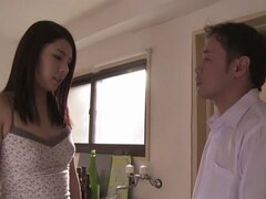 Keiko Kogichida in Young Lady Falling part 5