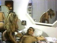 Estrella del porno clásico Big boob follada hardcore