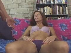 Hermoso sexo anal con puta peluda
