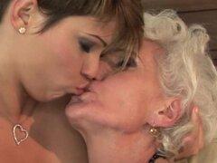 granny lesbos