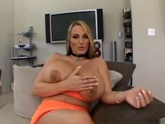 Big Girl, Lisa Lipps Fills Her Tits and Pussy With Cock!. Lisa Lipps has massive EE-Cup Melons and after getting fucked hard, she holds them together so her man can titty fuck her too!
