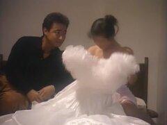 Mejor chick japonesa Hitomi Shiraishi, Mirei Asaoka en pareja increíble, escena de lencería JAV