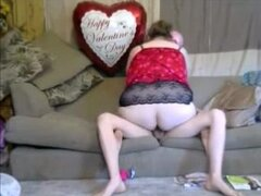 Mother And Son Love Day Couch Rocking &amp_ Mom Fucking