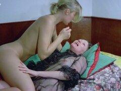 Lina Romay Martine Stedil Monica Swinn - Barbed Wire Dolls