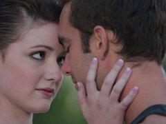 Estrellas porno fabulosa Emma Snow, Logan Pierce en increíbles tetas pequeñas, video, porno de corridas