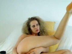 Toying anal en webcam live show