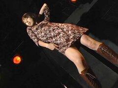 baile bromas muy gogo caliente sexy chica japonesa peludas