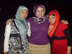 Presentación damas turcas