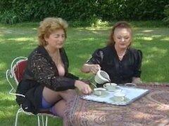 Grannys francés de los años 90