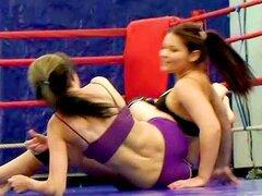 Esperamos que disfrute lucha de Lana con Mellie