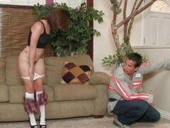 tipo de cable folla a chica peluda