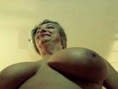 Madura puta en casting porno