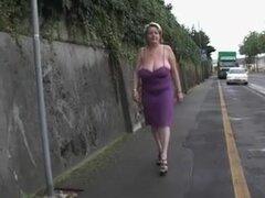 Solo 2 (de big hermosa mujer con grandes bollos)