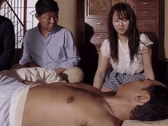 Criada consigue su manguito peluda gusto por su jefe - Marina Shiraishi