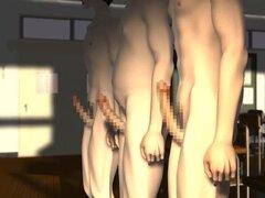 Umemaro 3D - maestra loca (Vol.5)