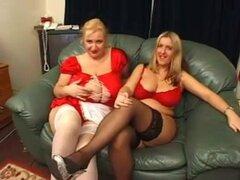 BRITÁNICA BBW madura follar - gratis Porn sexo Video - trío, Bbw, Curvy, Amateur, mamada Por