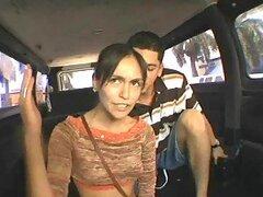 Salvaje Bang Bus sexo con un adolescente de Wild Country