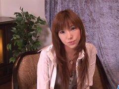 Increíble espectáculo de masturbación a lo largo de serina Hayakawa caliente - Más en Javhd.net