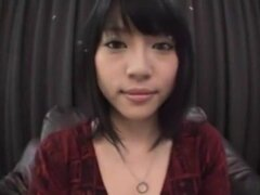 Fabulosa chica japonesa Azumi en digitación increíble, video de niñeras JAV