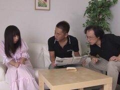 Exotic Japanese whore Nozomi Hazuki in Horny JAV uncensored Squirting clip