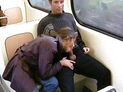 Morena dan autobús Paseo mamada