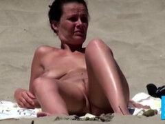 Playa Desnuda - Esposa Caliente. Playa desnuda - Esposa caliente caliente esposa esposa