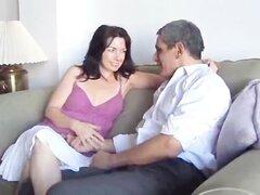 Amateur pareja mayor follando en casa