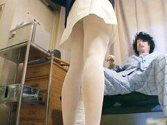 Super sexys enfermeras japonesas chupando part4