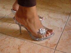 pies sexy y tacones altos 33